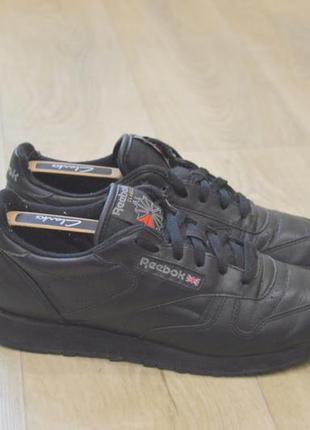 Reebok classic мужские кожаные кроссовки оригинал