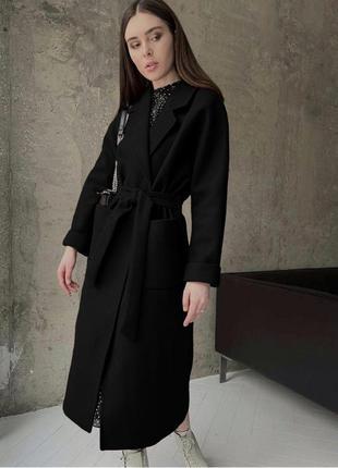Классика кашемировое пальто