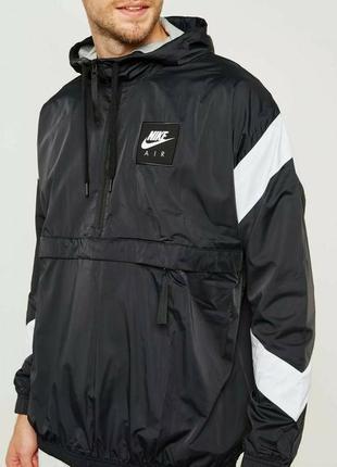 Куртка ветровка анорак бомбер nike air jacket (s-m-l) оригинал...