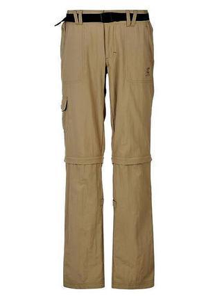 Фирменные брюки-шорты штаны с поясом британского бренда karrim...