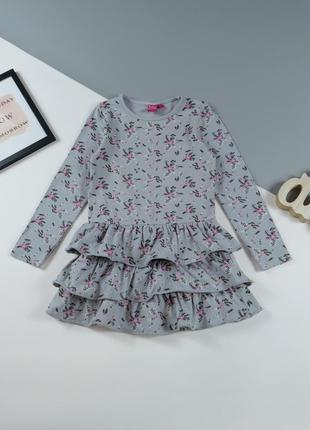 Платье на 2-3 года, рост 92-98 см