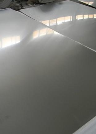 Лист холоднокатанный 1.5х1500х3000 марки AISI 304( 08Х18Н10)