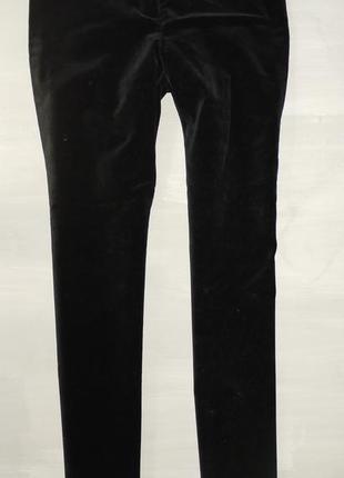 Велюровые штаны h&m