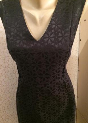 Элегантное платье-футляр деловой стиль