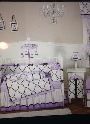 Набор детского постельного белья J°JO designs, Doppy (из Америки)