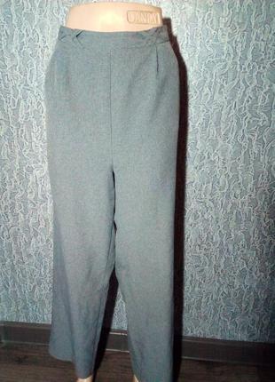 Фирменные женские брюки bm, большой размер.