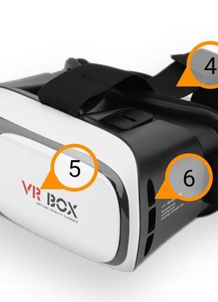 3D очки VR BOX 2.0