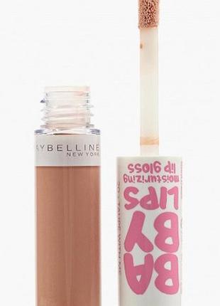 Оригинал блеск для губ помада maybelline new york baby lips gloss