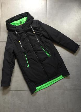 Осенняя куртка, пальто, парка