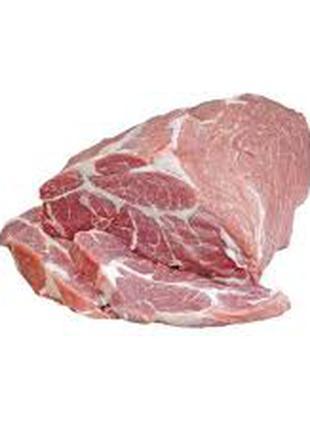 Мясо свиная шейка
