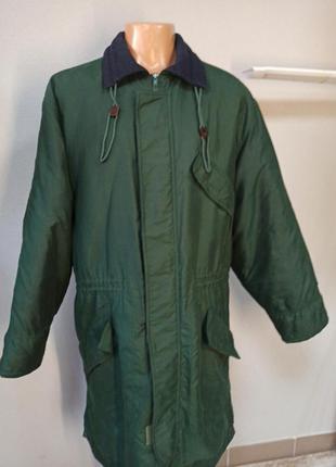 Пальто куртка длинная