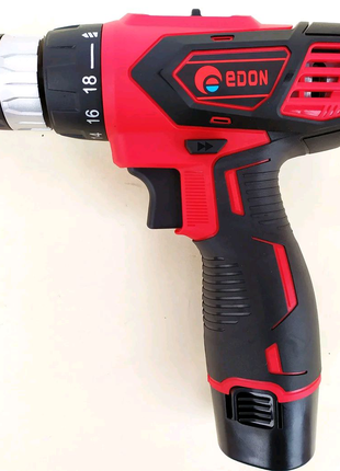 Шуруповерт аккумуляторный Edon AD-12CA