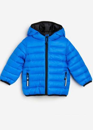 Куртка для хлопчика. нова. демісезонна. на ріст 80 см. фірма r...