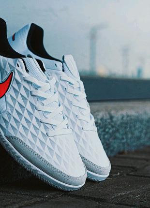 Футзалки Nike Tiempo X
