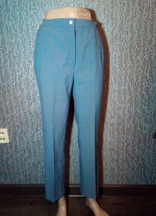 Женские брюки на резинке.