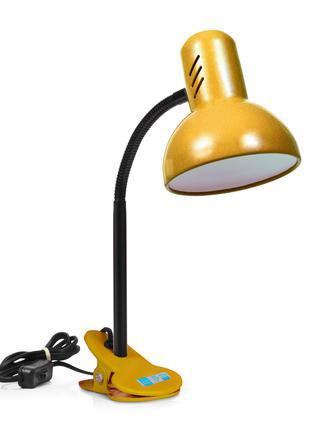 """Лампа-прищепка """"Золото"""" (TM LOGA LIGHT)"""