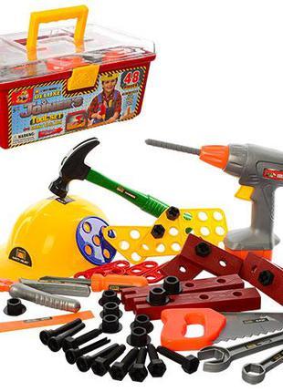 Детский набор инструментов 2056 48дет