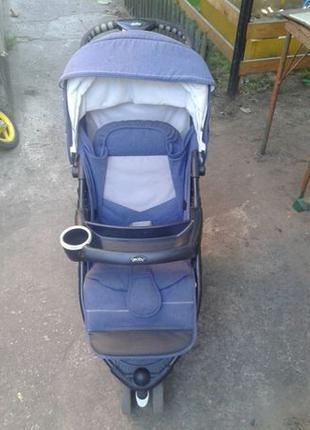Продам коляску Geoby c922