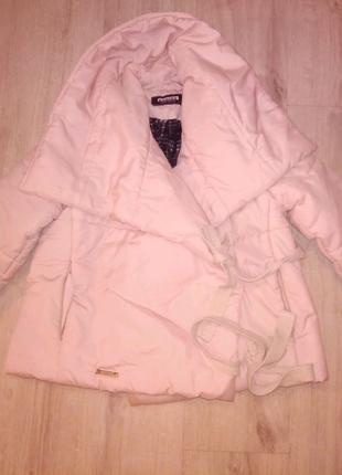 Курточка KARREE пудровая