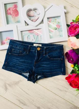 River island джинсовые шорты