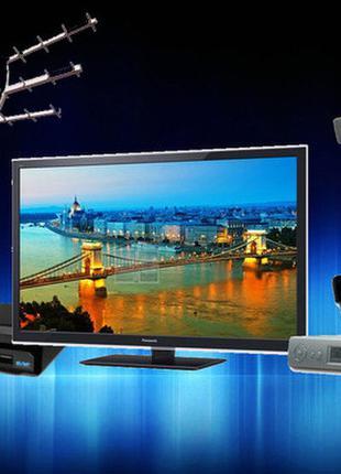 Подключение ТВ Viasat ,xtra tv.