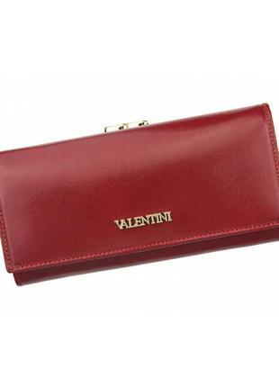 Женский кожаный кошелек valentini 5702 g18