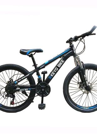 """Новый MTB велосипед 24"""" подростковый Keyo"""