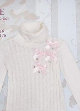 свитер тм моне для девочки