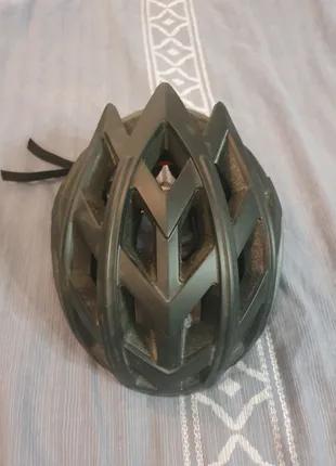 Шлем велосипедный с подсветкой