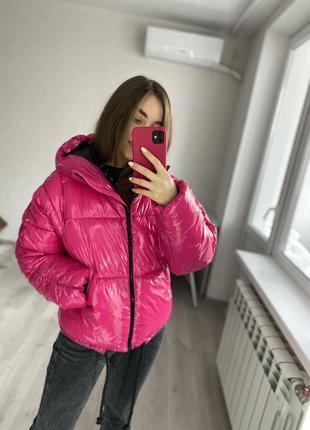 Зимняя куртка , женская куртка зимняя
