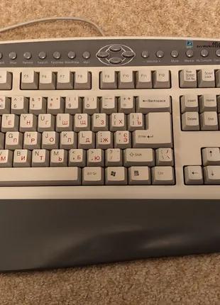 Клавиатура для ПК A4Tech KB-8R PS/2 (оригинал)