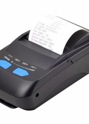 Мобильный чековый принтер Xprinter XP-P300 беспроводный bluetooth