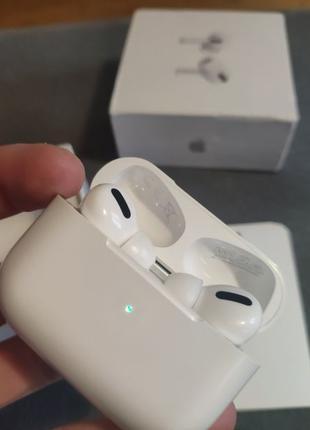 Беспроводные наушники Apple AirPods Pro 1:1 + чехол
