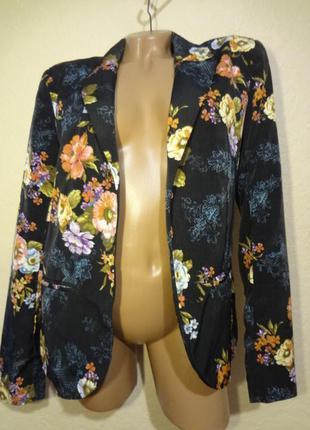 Яркий красивый пиджак vero moda размер m l