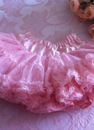Нарядная пышная юбка-пачка американка ,ту-ту от h&m размер 1,5...