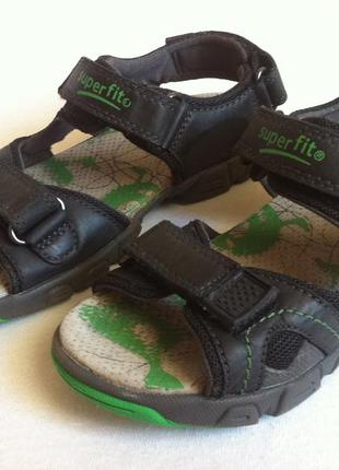 Босоножки ,сандалии superfit размер 29-30 стелька 19 см оригин...
