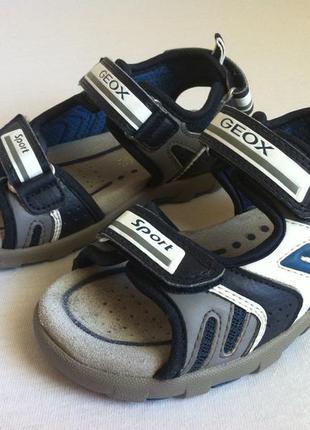 Geox босоножки, сандалии geox размер 28 - 29 по стельке 18-18,...