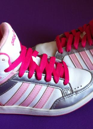 Стильные демисезонные кроссовки-сникерсы , хай- топы adidas 👟 ...