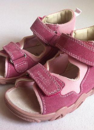 Мега удобные босоножки ,сандалии superfit ☀️😎 размер 25 оригин...