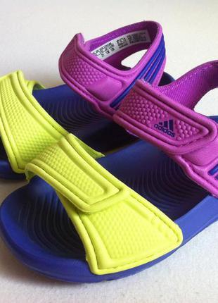 Ультралегкие босоножки, сандалии adidas ☀️😎 размер 21 оригинал...