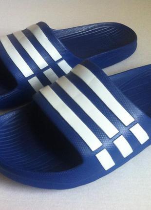 Стильные вьетнамки , шлепанцы adidas ☀️ 😎 размер 42-42,5 ориги...