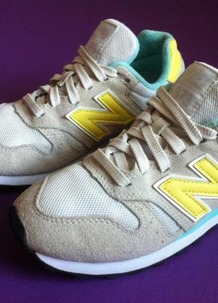 Мега стильные кроссовки new balance 👟  размер 35-36 оригинал ❗❗❗