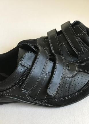 Мега комфортные  кожаные кроссовки , туфли ecco  👟 🍂 размер 37...