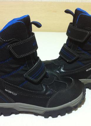 Зимние ❄️ ботинки , сапоги geox с мембраной ❄️ р. 31 стелька 2...