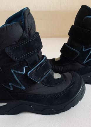 Зимние ❄️ сапоги , ботинки ecco с мембраной gore-tex ❄️размер ...