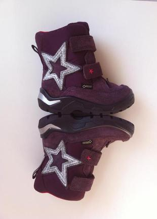 Зимние ❄️сапоги ,ботинки ecco с мембраной gore-tex ❄️размер 23...