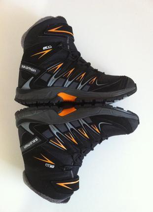 Зимние❄️ мембранные термо сапоги ,ботинки salomon❄️ размер 38 ...