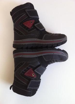 Зимние ❄️ ботинки , сапоги geox с мембраной ❄️ р. 29 (19 cм) о...