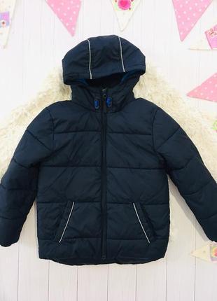 Теплая куртка для парня
