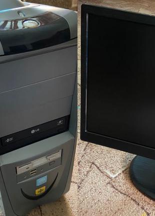 Продам компьютер   Intel Core i3-2120   4 ГБ ОЗУ  